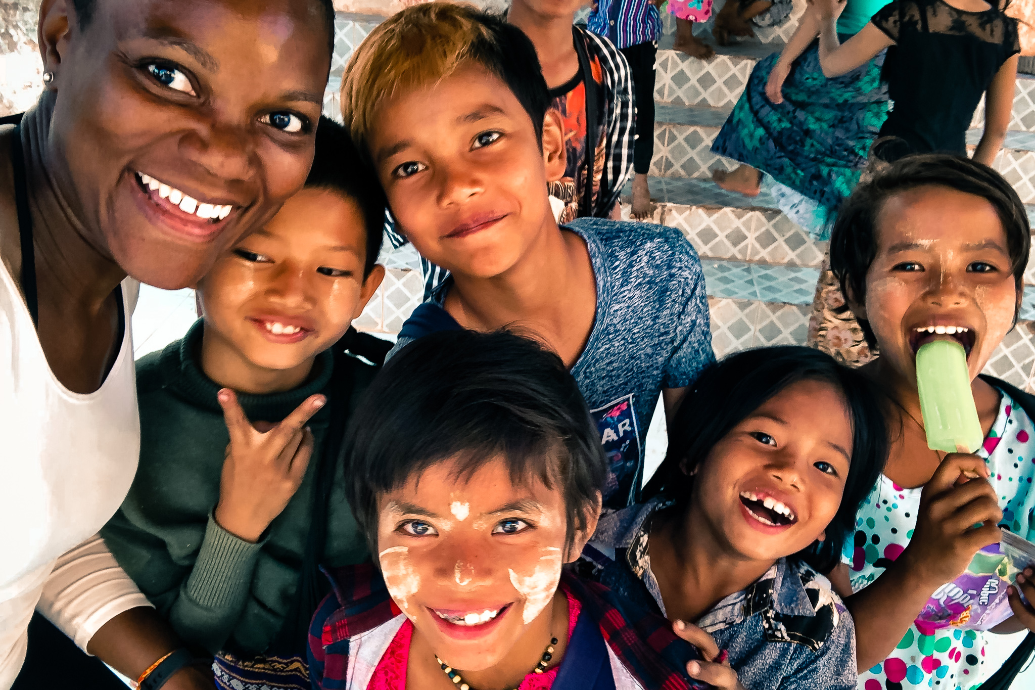 Myanmar, the most underrated places to visit, as it has a very special place in my heart - the children are so magnetic & energetic fill with curiosity, just like how I used to be when I was their age.